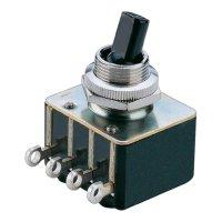 Páčkový přepínač Marquardt 0132.0101, 250 V/AC, 2 A, 2x vyp/zap, 1 ks