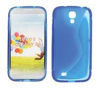 ForCell Zadní Kryt Lux S Blue pro Samsung i9500 Galaxy S4
