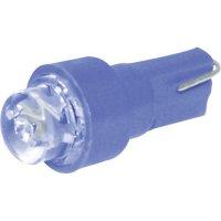 LED žárovka pro osvětlení přístrojů Eufab, 13480, 2 W, B8.5d, modrá, 2 ks