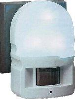 Noční světlo LED s PIR čidlem do zásuvky 230V