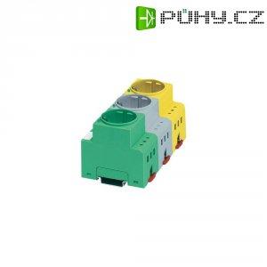 Zásuvka na DIN lištu Phoenix Contact SD-D/SC, 2963310, zelená