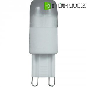 LED žárovka Müller Licht, G9, 2 W, 230 V, teplá bílá