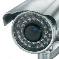 Venkovní kamera Sygonix 700 TVL, 8,5 mm Sony CCD, 12 V/DC, 4 - 9 mm