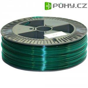 Náplň pro 3D tiskárnu, German RepRap 100174, PLA, 3 mm, 2,1 kg, zelená