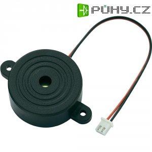 Piezoměnič, 90 dB 12 V/DC, KPI-G4212L-6284
