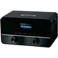 Internetové rádio Hama IR250, Wi-Fi, černá