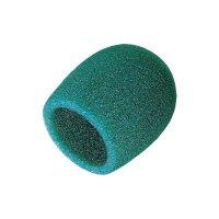 Ochrana mikrofonu před větrem,40 - 50 mm, zelená