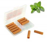 Elektronická cigareta - náplň Máta (0,0mg Nikotin)