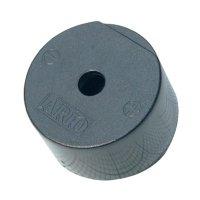 Piezoměnič, 93 dB 3 - 30 V/DC, 8 mA, 15 mm
