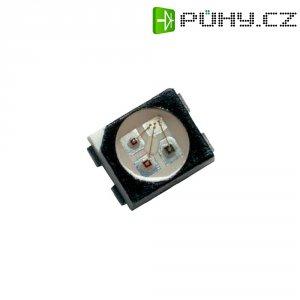 SMD LED Avago Technologies, HSMF-A203-A00J1, 20 mA, 2,2 V, 120 °, 16 mcd, červená/smaragdově zelená