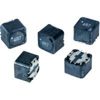 SMD tlumivka Würth Elektronik PD 7447709821, 820 µH, 0,95 A, 1210