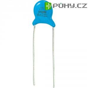 Kondenzátor keramický, 470 pF, Y2 250 V/AC, 10 %