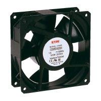 AC ventilátor ETRI® 125 Ecofit 125XR0181000, 119 x 119 x 38.9 mm, 208-240 V