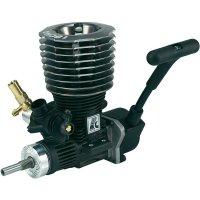 Spalovací motor Force Engine 18 CNC, 2,95 cm3, 1,68 kW, boční výfuk