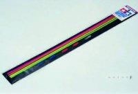 Sada držáků antény Tamiya, 1:10, fluorescentní barvy