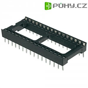 IC objímka 7.62 mm pólů: 18 ASSMANN WSW A 18-LCD TT 1 ks