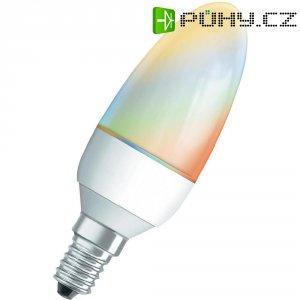 LED žárovka měnící barvy Osram E14, 0.5 W, svíčka