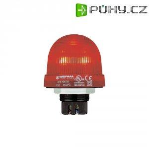 Trvalé světlo Werma, 815.100.00, 12 - 240 V/AC/DC, IP65, červená