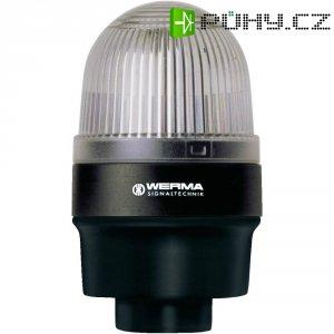 LED trvalé osvětlení Werma, 209.110.68, 230 V/AC, 25 mA, IP65, červená