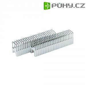 Izolované kabelové svorky Novus typ K, 042-0743, 350 ks