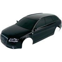 Karoserie RC modelu Reely Audi RS6, 1:10, černá