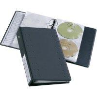 Pořadač na CD/DVD Durable 520458 pro 20 CD/DVD, antracitová
