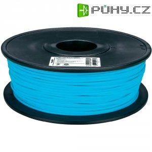 Náplň pro 3D tiskárnu, Velleman PLA3D1, PLA, 3 mm, 1 kg, světle modrá