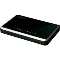 Síťový switch, 8x port, 100 Mbit/s, Digitus DN-50021