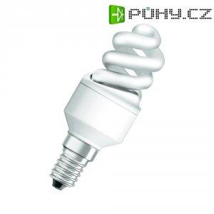 Úsporná žárovka spirálová Osram Superstar Nano Twist E14, 5 W, teplá bílá
