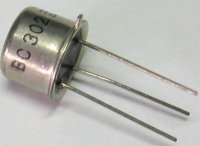 BC302 N 45V/1A 6W 120MHz TO39