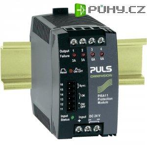 Zdroj na DIN lištu PULS Dimension PISA11.203206, 2x 3 A/2x 6 A, 24 V/DC