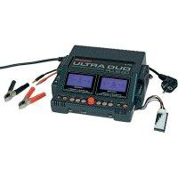 Modelářská multifunkční nabíječka Graupner Ultra Duo Plus 60 6478, 220 V, 20 A