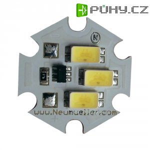 HighPower LED, SOPN-MNSP03-NM/STAR, 100 mA, 12 V, 120 °, teplá bílá