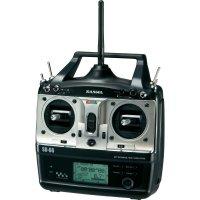 RC souprava palcová LRP Electronic Sanwa SD-6G, mód 2, 2,4 GHz, 6 kanálů