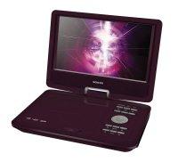 DVD přehrávač SENCOR SPV-2918 Dark Red přenosný