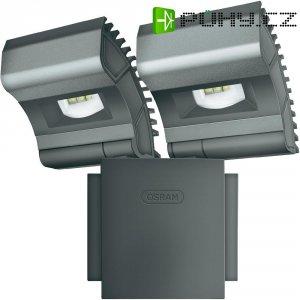 Dvojitý LED reflektor Osram Noxlite, 2x 8 W, černá