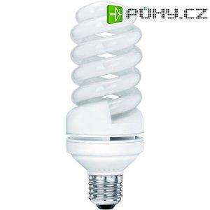 Úsporná žárovka spirálová Sygonix E27, 25 W, teplá bílá