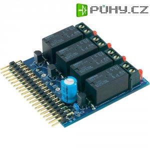 Reléový modul pro aplikační desku, 2 A/25 VDC