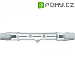 Lineární halogenová trubice Osram, R7s, 120 W, 78 mm, stmívatelná, teplá bílá
