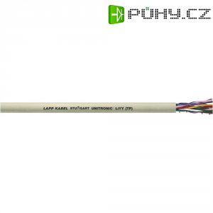 Datový kabel UNITRONIC LIYY TP 4 x 2 x 0,14 mm2, šedá