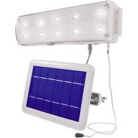 Solární LED svítidlo Renkforce, 102260, bílá