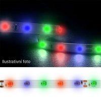 LED pásek 3528 60LED/m IP65 12W/m RGB, cena za 5cm, zalitý