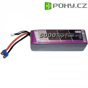 Akupack Li-Pol (modelářství) Hacker 25000431, 14.8 V, 5000 mAh