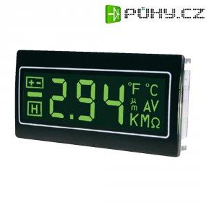 Panelový multimetr TDE DPM962-NTG, 33 x 68 mm