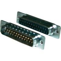 D-SUB zdířková lišta Amphenol 77SD B25S, 25 pin
