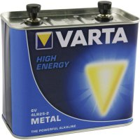 Baterie VARTA High Energy Work , 6 V