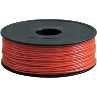 Náplň pro 3D tiskárnu, Renkforce HIPS300R1, materiál HIPS, 3 mm, 1 kg, červená