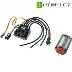 Sada Brushless elektromotoru Modelcraft Phase, 1:10, 5050 ot./min./V, 8 závitů