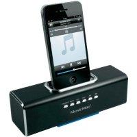 Dokovací sound stanice Technaxx MusicMan ® pro iPod,iPhone, černá