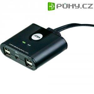 Switch ATEN USB 2.0, 4-portový pro 2 PC